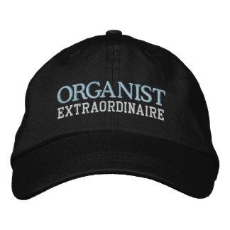 Organist Extraordinaire Hat Baseball Cap