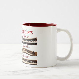 Organists are great mug