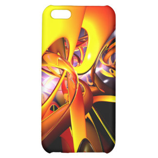 Organized Confusion Abstract Cover For iPhone 5C