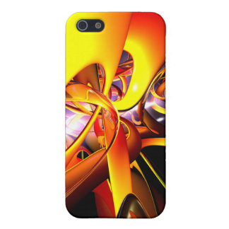 Organized Confusion Abstract  iPhone 5 Covers
