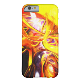 Organized Confusion Painted Abstract Barely There iPhone 6 Case
