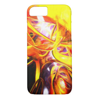 Organized Confusion Painted Abstract iPhone 7 Case