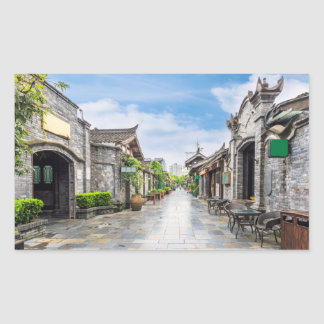 Oriental Architecture stickers