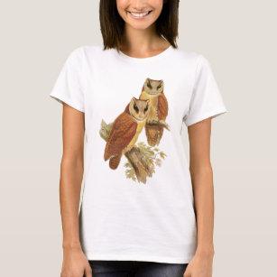 Oriental Bay Owl T-Shirt