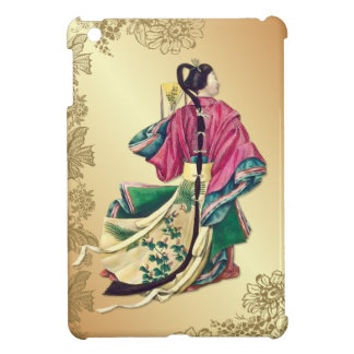 Oriental Beauty Floral Case For The iPad Mini