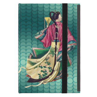 Oriental Beauty iPad Mini Cover