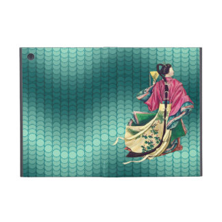 Oriental Beauty iPad Mini Cover
