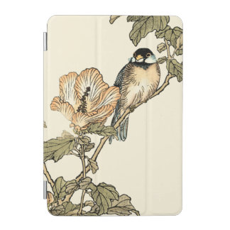 Oriental Bird Perched on Branch iPad Mini Cover