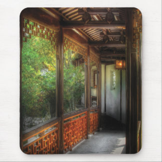 Oriental - Continue On Mouse Pad