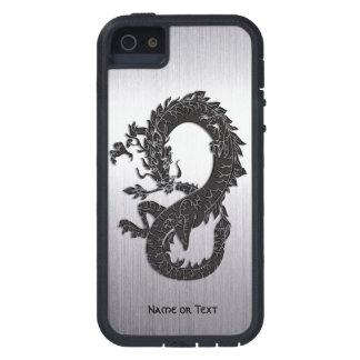 Oriental Dragon Black iPhone 5 Case