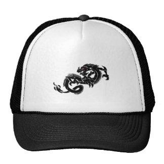 oriental dragon design by Kanjiz for year 2012 Cap
