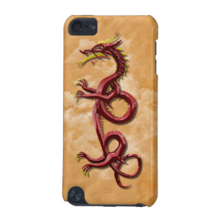 Oriental dragon iPod touch (5th generation) cover