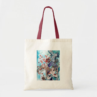 ORIENTAL FAIRY TALE BUDGET TOTE BAG