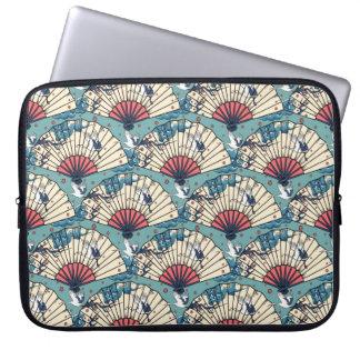 Oriental FanTasy Laptop Computer Sleeve