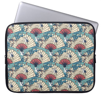 Oriental FanTasy Laptop Sleeve