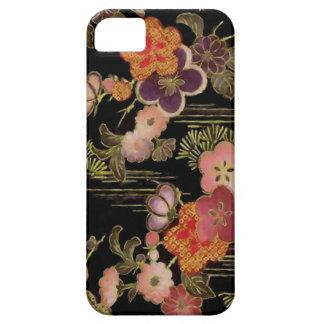 Oriental Floral iPhone 5 Case-Mate Case