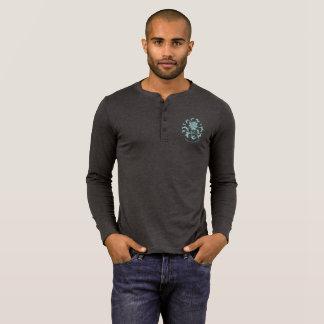 Oriental Flower-Limpet Shell-Merry Christmas T-Shirt