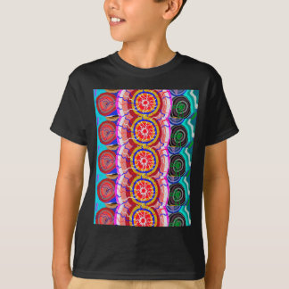 ORIENTAL Indian Temple Art: SUN CHAKRA Energy Shirt