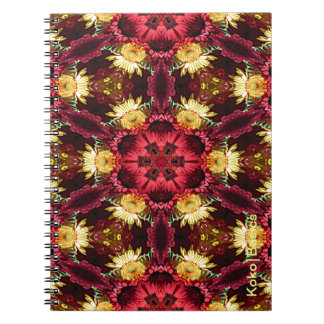 Oriental Kaleidoscope Notebook