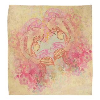 Oriental Koi Carp, bandana
