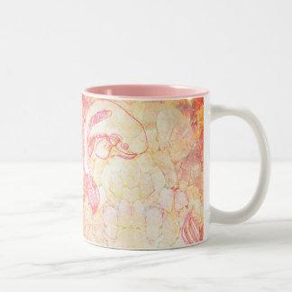 Oriental Koi Carp, Mug