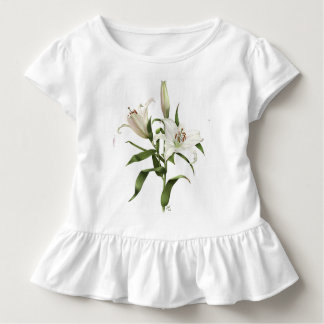 Oriental Lily - Siberia Toddler T-Shirt