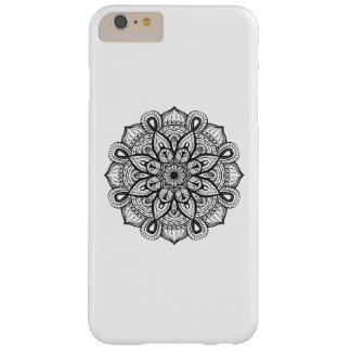 Oriental Mandala Barely There iPhone 6 Plus Case