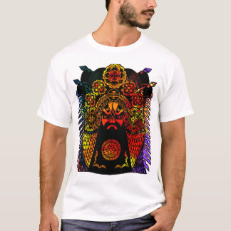 Oriental Masks T-Shirt