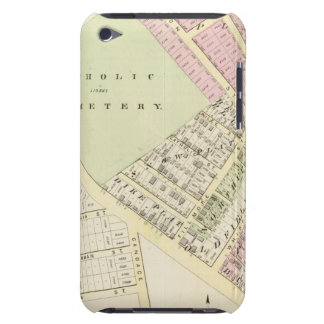Oriental Mills Oakland Plat and Ardenburg Atlas iPod Touch Case