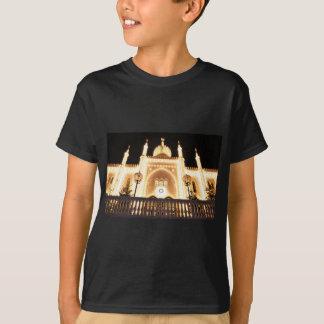 Oriental palace at night T-Shirt