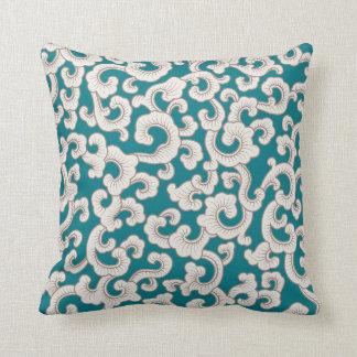 Oriental Pattern Decorative Pillow