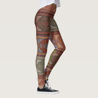 Oriental Persian Rugs Leggings