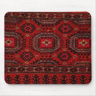oriental rug mouse mat