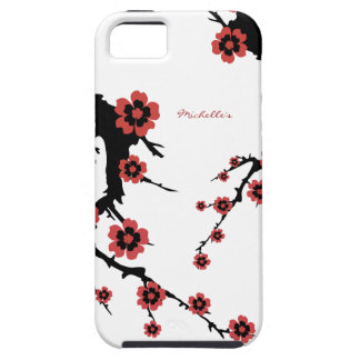 Oriental Sakura iPhone 5 Covers