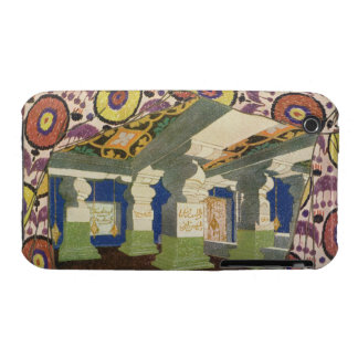 Oriental Scenery Design (colour litho) 2 iPhone 3 Covers