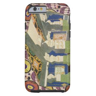Oriental Scenery Design (colour litho) 2 Tough iPhone 6 Case