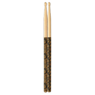 Oriental Sea Dragon Pattern Drumsticks