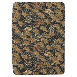 Oriental Sea Dragon Pattern iPad Air Cover