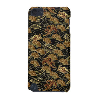 Oriental Sea Dragon Pattern iPod Touch (5th Generation) Cases
