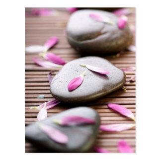 Oriental Stones Postcard