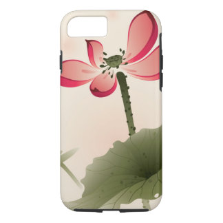 Oriental style Lotus iPhone 8/7 Case