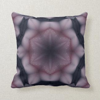 Oriental violet pillow cushion