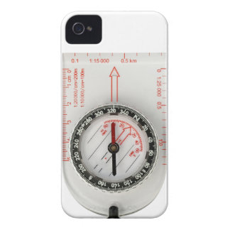 Orienteering iPhone cover