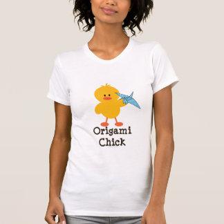 Origami Chick Tee Shirt