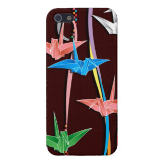 Origami cranes cover for iPhone 5/5S