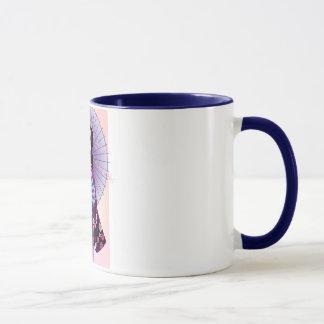 Origami Doll 2 Mug