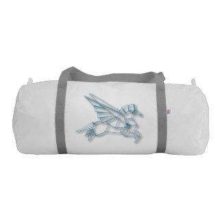 Origami Fauna World Gym Duffel Bag
