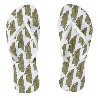 Origami flip flops