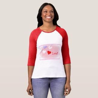 Origami Hearts of Love Shirt