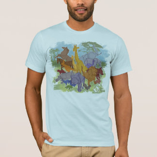 Origami Menagerie T-Shirt